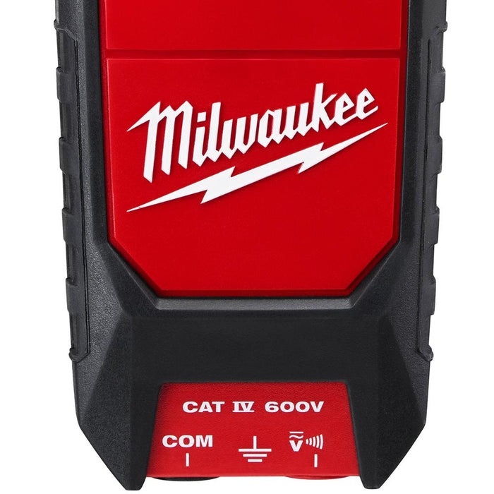 Milwaukee 2212-20 600V Auto Function Voltage/Continuity Digital Meter
