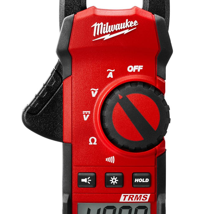 Milwaukee 2235-20 400-Amp 600Vs General Purpose Thin Jaw Clamp Meter