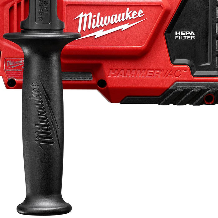 Milwaukee 2306-20 M12 12V M12 Hammervac Universal Dust Extractor - Bare Tool