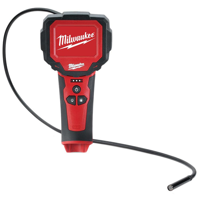 "Milwaukee 2313-20 360-Degree 2.7"" LCD M-Spector Aluminum Head Console -Bare Tool"