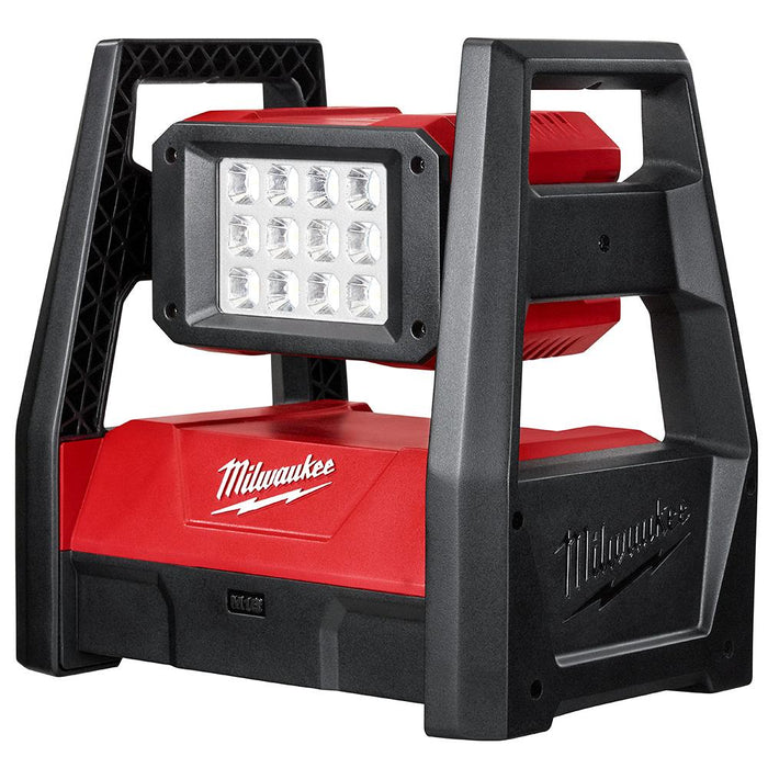 Milwaukee 2360-20 M18 18-Volt Trueview Led Hp Flood Light - Bare Tool