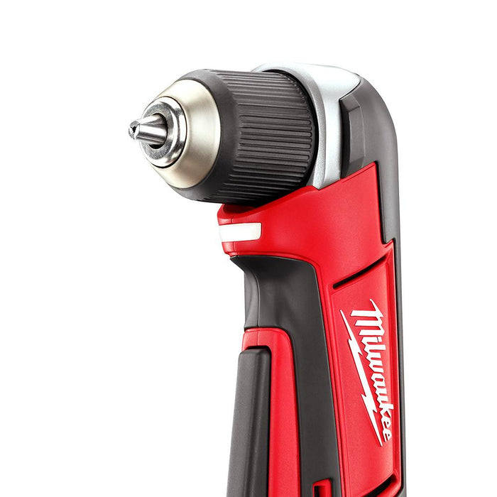 Milwaukee 2415-21 M12 12V Lithium-Ion 3/8' Right Angle Drill/Driver w/ Battery