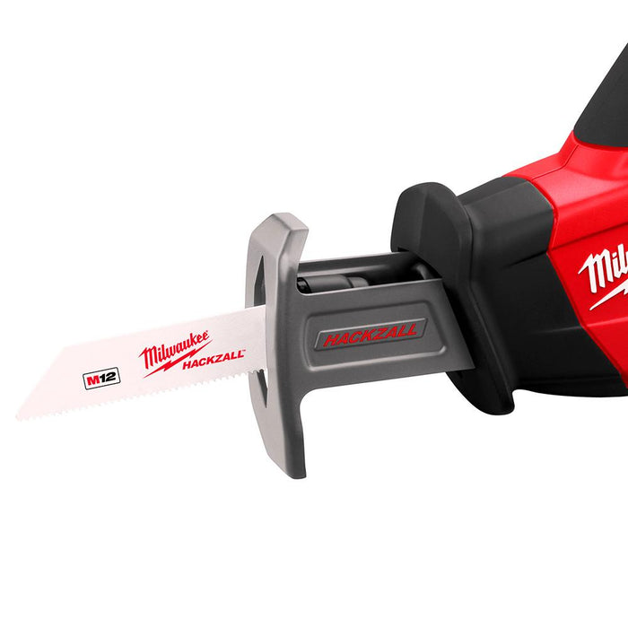Milwaukee 2420-21 M12 12V HACKZALL Reciprocating Saw w/ Battery