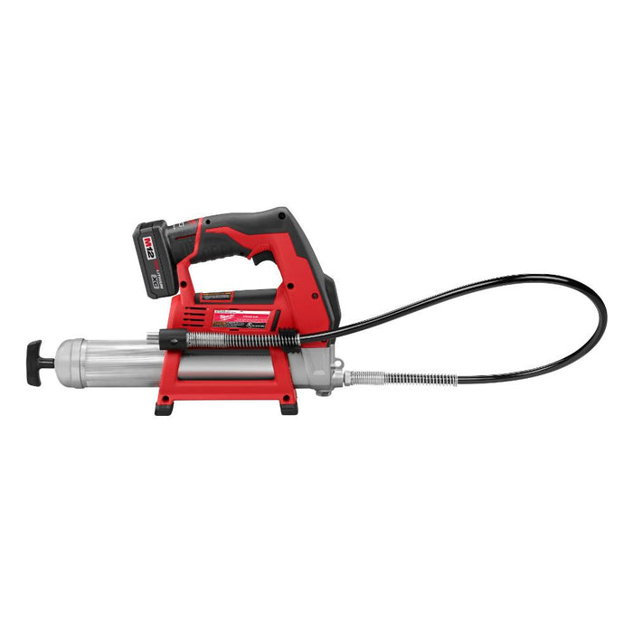 Milwaukee 2446-21XC M12 12V 14-Inch Lithium-Ion Grease Gun Kit
