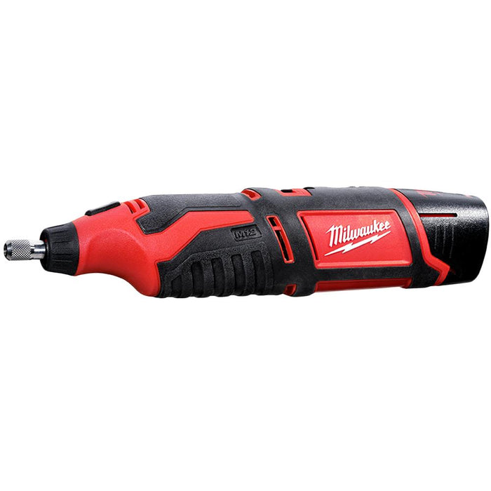 Milwaukee 2460-21 M12 12-Volt Lithium-Ion Rotary Tool w/ Battery