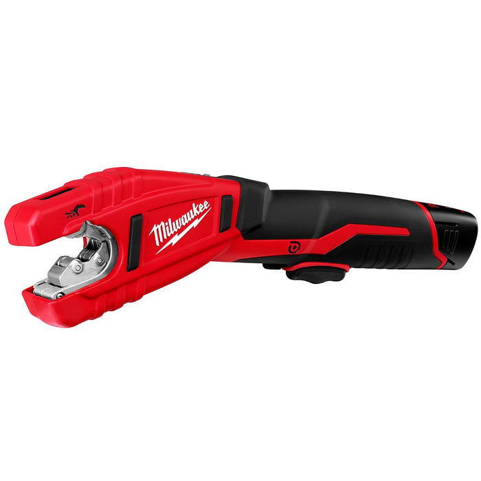 Milwaukee 2471-21 M12 12-Volt Lithium-Ion Copper Tubing Cutter w/ Battery
