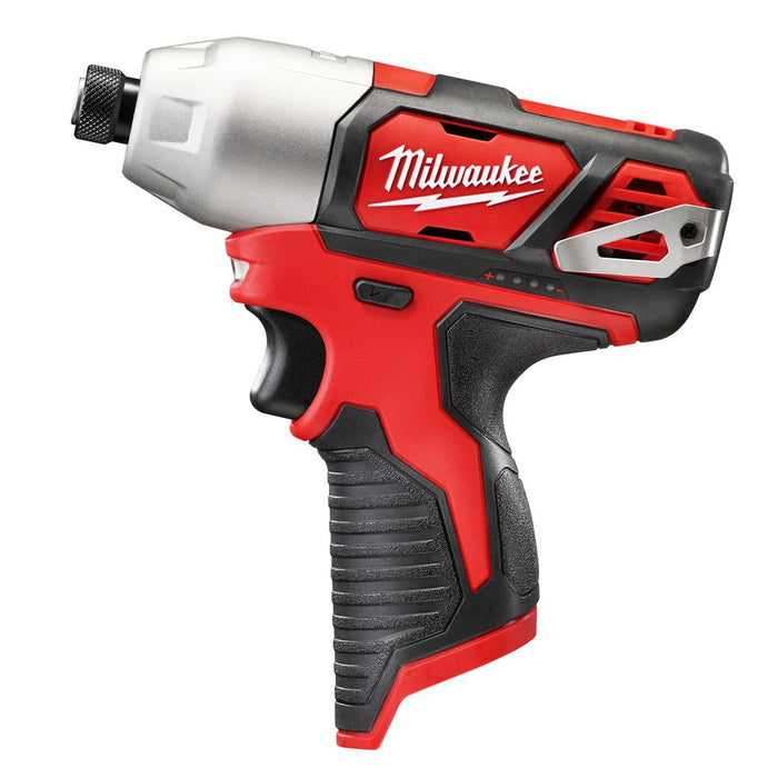 Milwaukee 2497-22 M12 12V Cordless Power Lithium-Ion 2-Tool Combo Kit