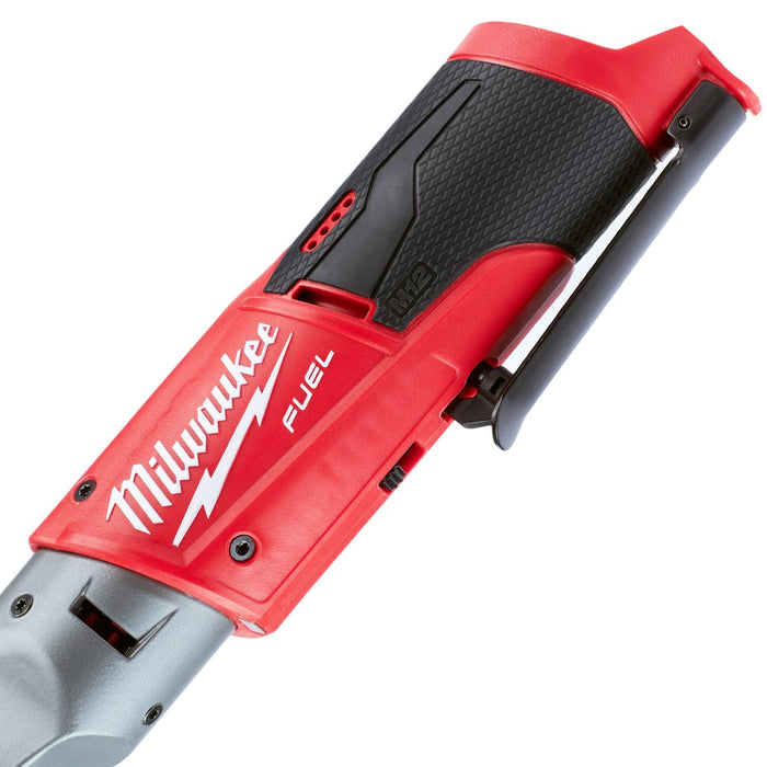 Milwaukee 2556-20 12-Volt 1/4-Inch 40-Ft-Lbs. Cordless Ratchet - Bare Tool