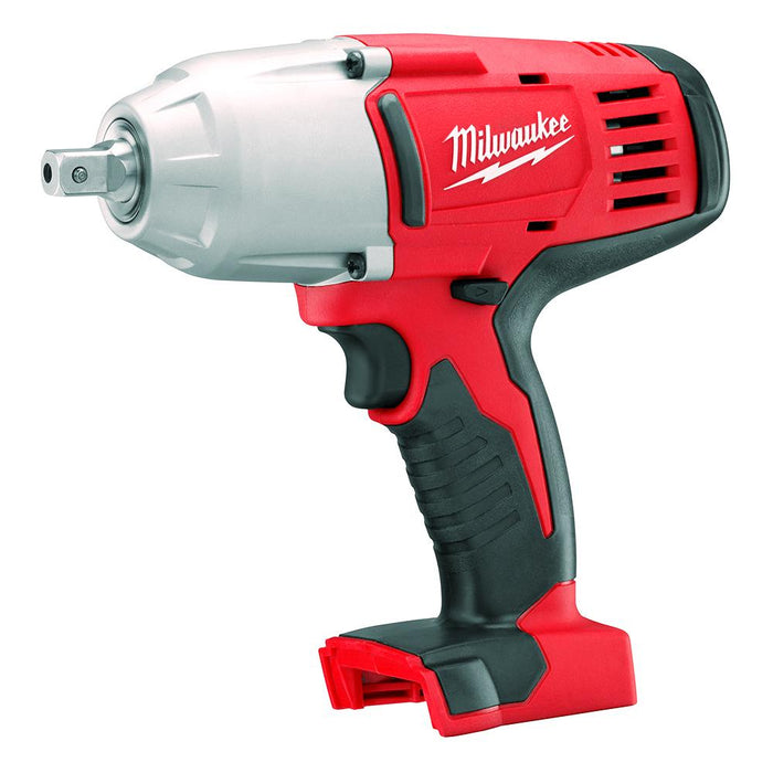 Milwaukee 2662-20 M18 18V 1/2-Inch High-Torque Impact Wrench - Bare Tool