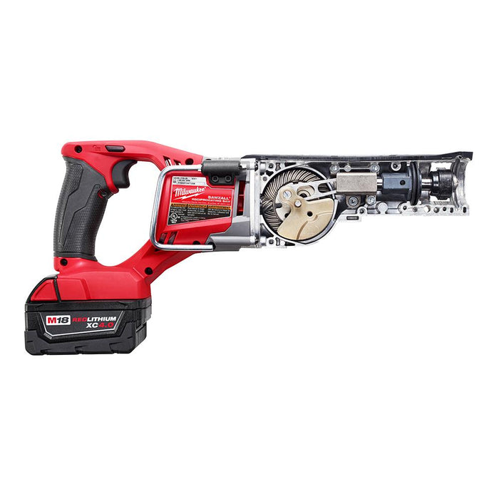 Milwaukee 2720-21 M18 FUEL 18-Volt SAWZALL Reciprocating Saw w/ Battery