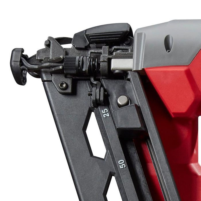 Milwaukee 2742-21CT M18 FUEL 18V 16-Gauge Angled FInish Nailer Combo Kit