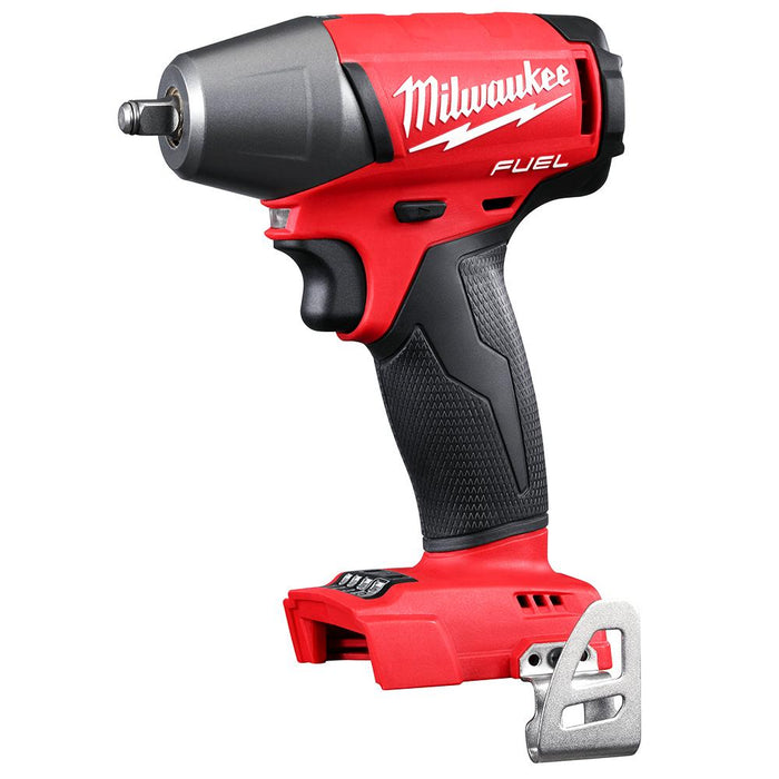 "Milwaukee 2754-20 M18 FUEL 18V 3/8"" Compact Impact Wrench Kit - Bare Tool"