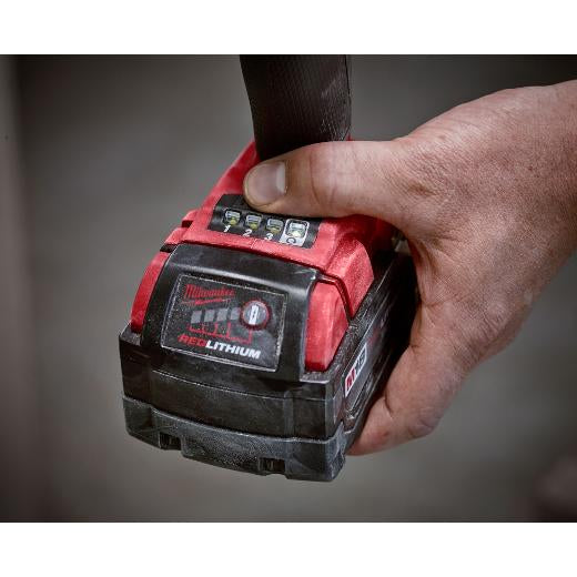 Milwaukee 2755-22 M18 FUEL 18-Volt 1/2-Inch Compact Impact Wrench w/ Batteries