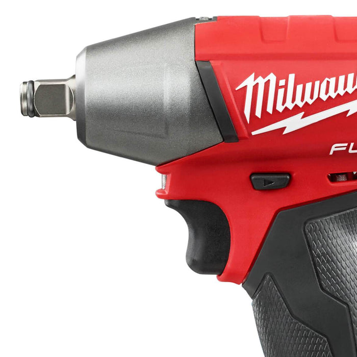 "Milwaukee 2759B-20 M18 FUEL 18V 1/2"" Compact Impact Wrench Kit - Bare Tool"