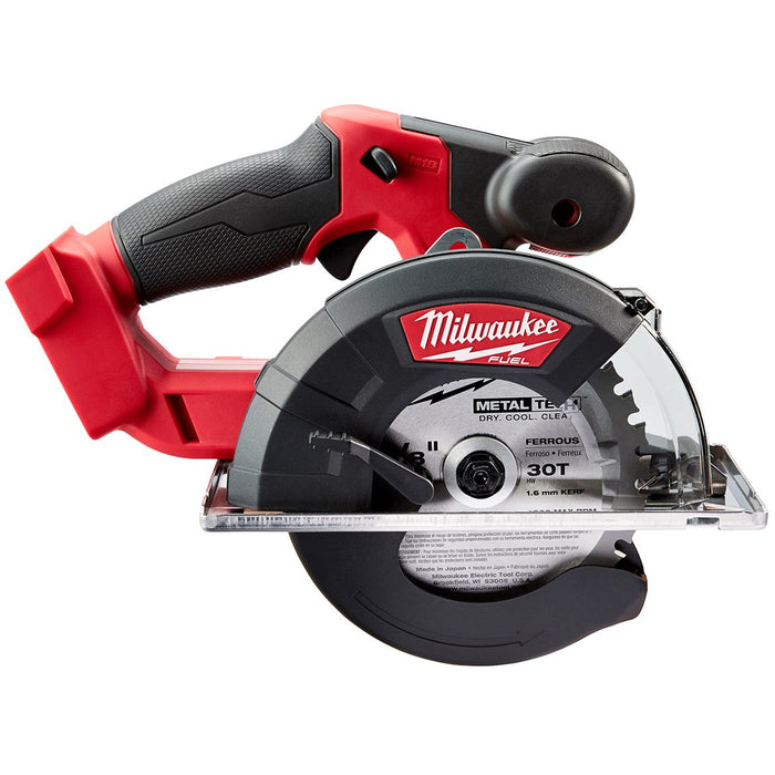 Milwaukee 2782-20 M18 FUEL 18V 5-3/8-Inch Metal Cutting Circular Saw - Bare Tool