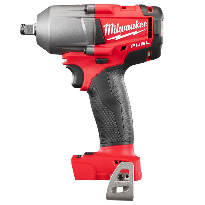 Milwaukee 2861-20 M18 18V 1/2-Inch M18 Friction Ring Impact Wrench - Bare Tool