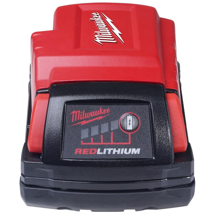 Milwaukee 49-24-2371 M18 18-Volt compact and XC USB Port Charging Power Source