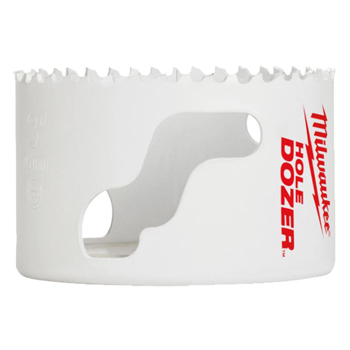 Milwaukee 49-56-0203 3-3/4-Inch Hole Dozer Bi-Metal Hole Saw