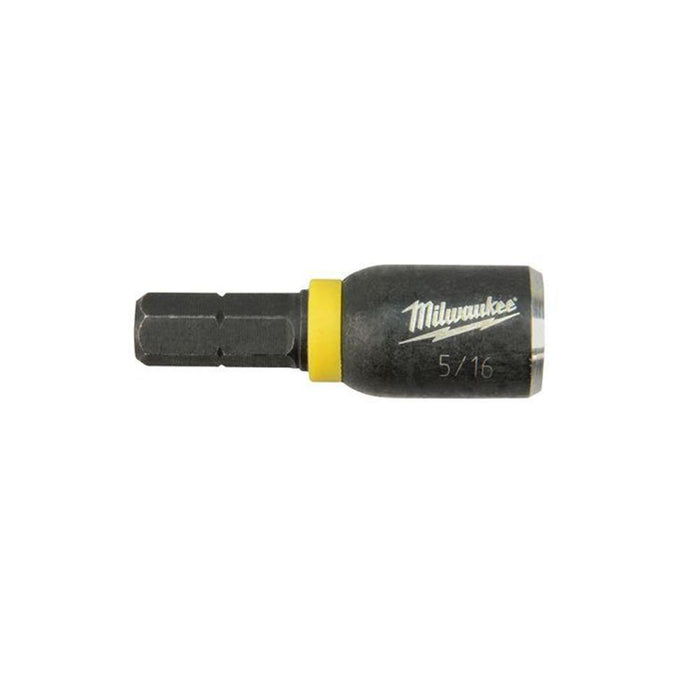 Milwaukee 49-66-4563 1-1/2-Inch Length Shockwave Insert Nut Driver Set - 5pc