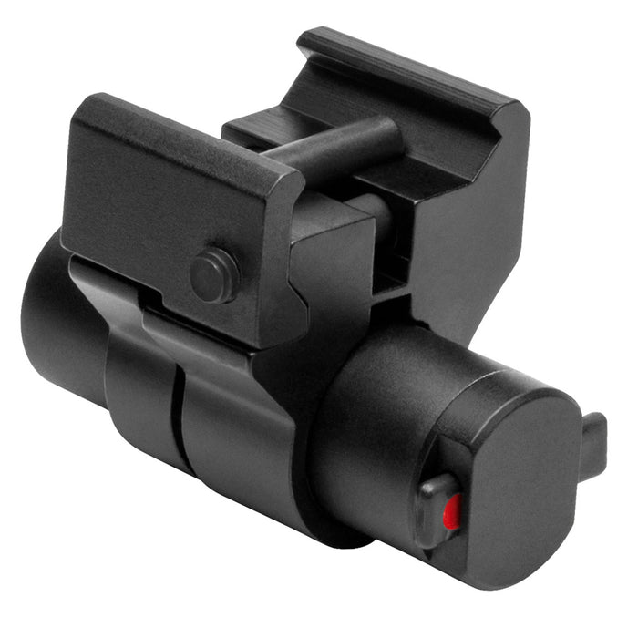 NcStar ACPRLS Multi-Mounting Toggle Switch Compact Red Pistol Laser