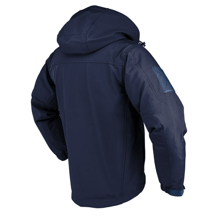 NcStar CAJ2969NL VISM Large Alpha Trekker Comfortable Warm Jacket - Navy