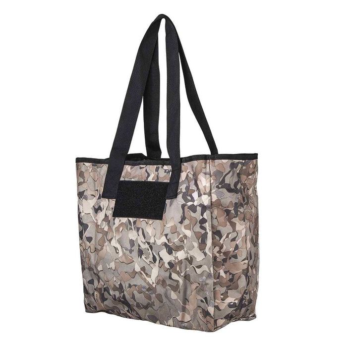 NcStar CSB2997VC VISM Large Reusable Grocery Shopping Carry Bag - Digital Camo