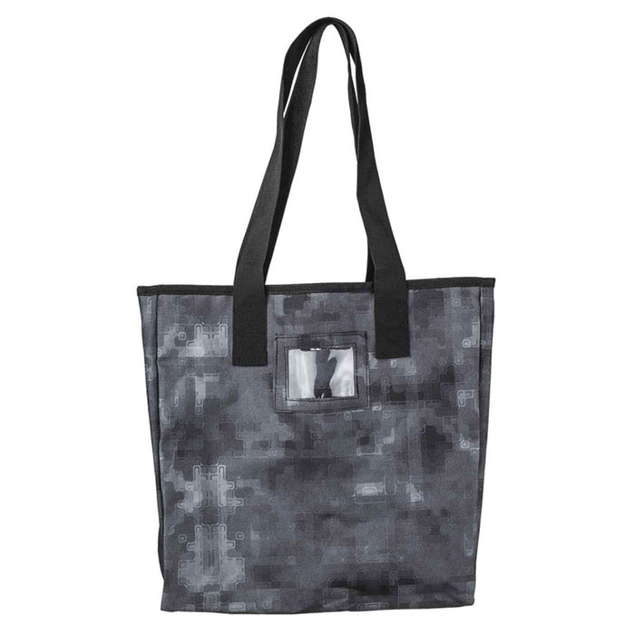 NcStar CSB2997VD VISM Large Reusable Grocery Shopping Carry Bag - Black Camo