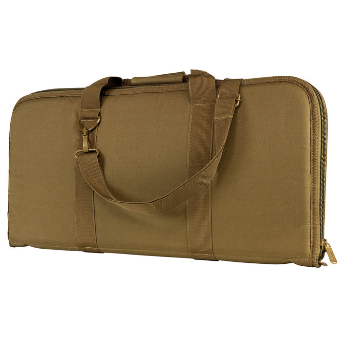NcStar CVCP2960T-28 28-Inch x 13-Inch Carbine Pistol Case, Tan