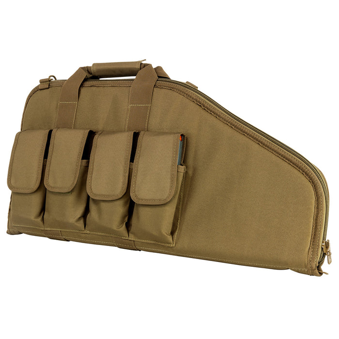 NcStar CVCP2961T-28 28-Inch x 13-Inch Tactical Pistol Case, Tan