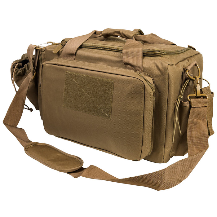 NcStar CVCRB2950T 20.5-Inch x 10-Inch VISM Competition Range Bag, Tan