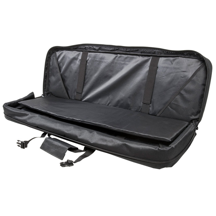 NcStar CVDC2946B-36 VISM Series Double Carbine PVC Case - Black, 36-Inch