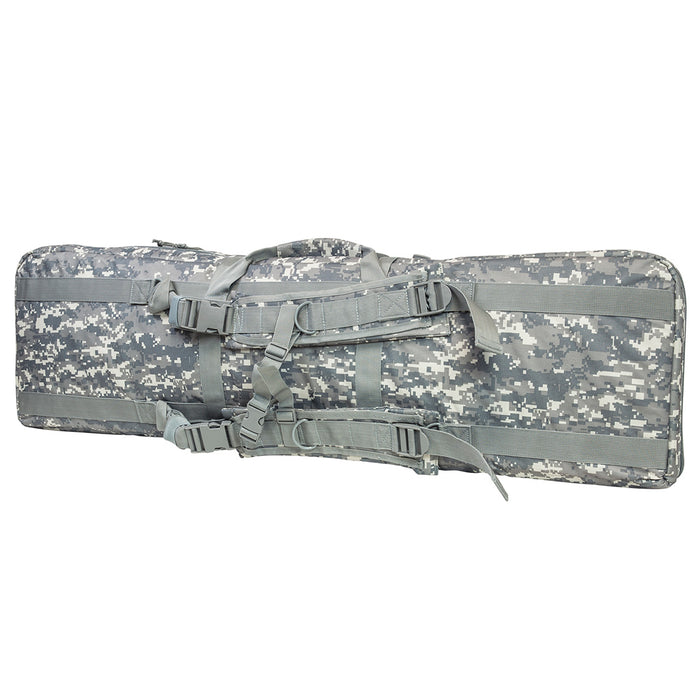 NcStar CVDC2946D-42 VISM Series Double Carbine PVC Case - Digital Camo, 42-Inch