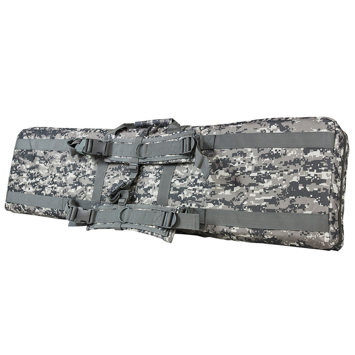 NcStar CVDC2946D-46 VISM Series Double Carbine PVC Case - Digital Camo, 46-Inch
