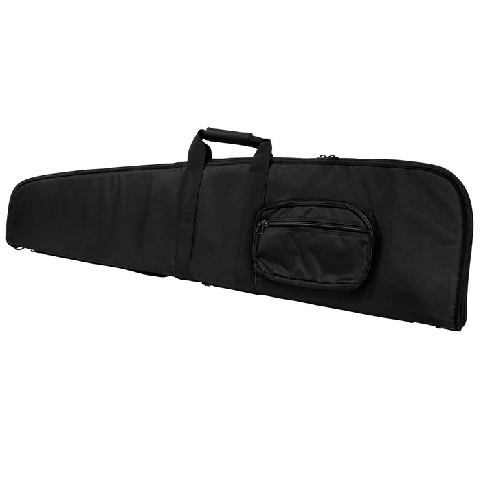 NcStar CVS2906-45 45-Inch x 13-Inch VISM Series Scope-Ready Gun Case, Black