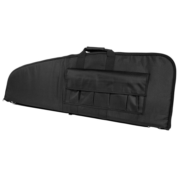 NcStar CVS2907-48 48-Inch x 16-Inch VISM Series Scope-Ready Gun Case, Black