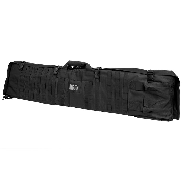 NcStar CVSM2913B VISM Series Deluxe Shooting Mat/ Double Rifle Case, Black