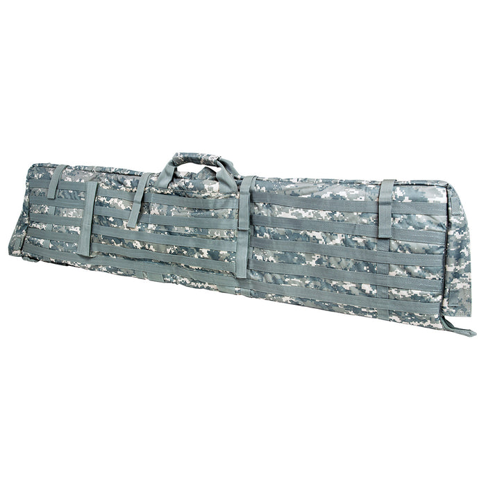 NcStar CVSM2913D VISM Deluxe Shooting Mat/ Double Rifle Case, Digital Camo