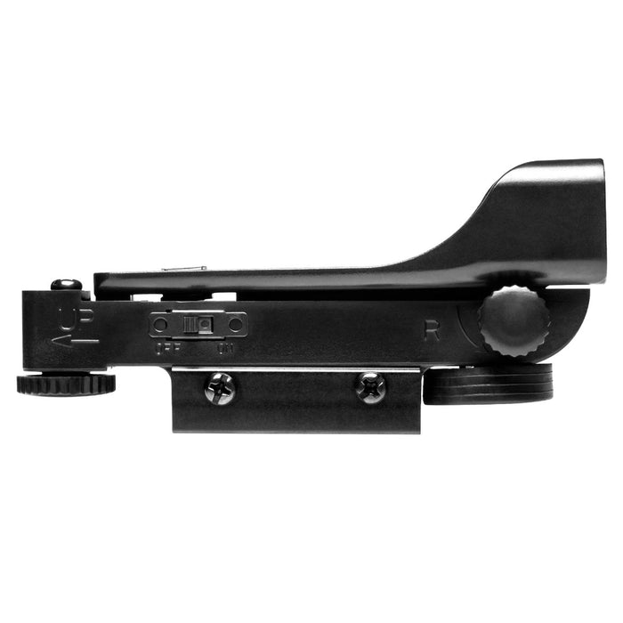 NcStar DP38 3/8-Inch Dovetail Base Red Dot Plastic Reflex Sight