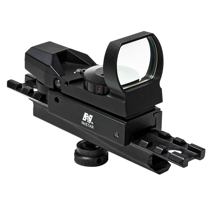 NcStar KARHD4RGB-A Carry Handle Mounted Red and Green Reflex Sight