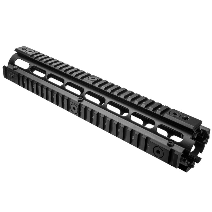 NcStar MAR4L 12-Inch Rifle-Length Quad Rail Handguard