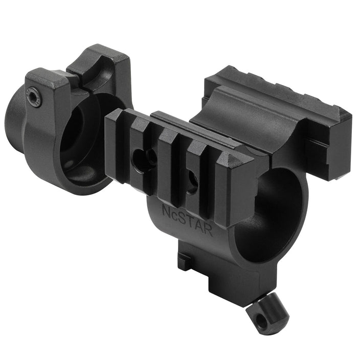 NcStar MSHBAYMOS Shotgun Rail and Barrel Bayonet Mount for Mosberg 500
