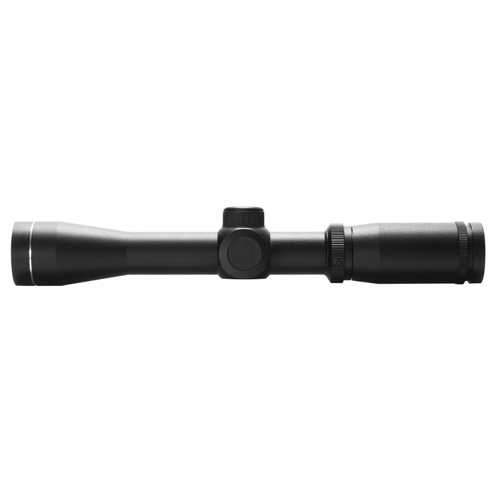 NcStar SEPB2732B 2-7x32mm Pistolero Series Red Illuminated Long Eye Relief Scope