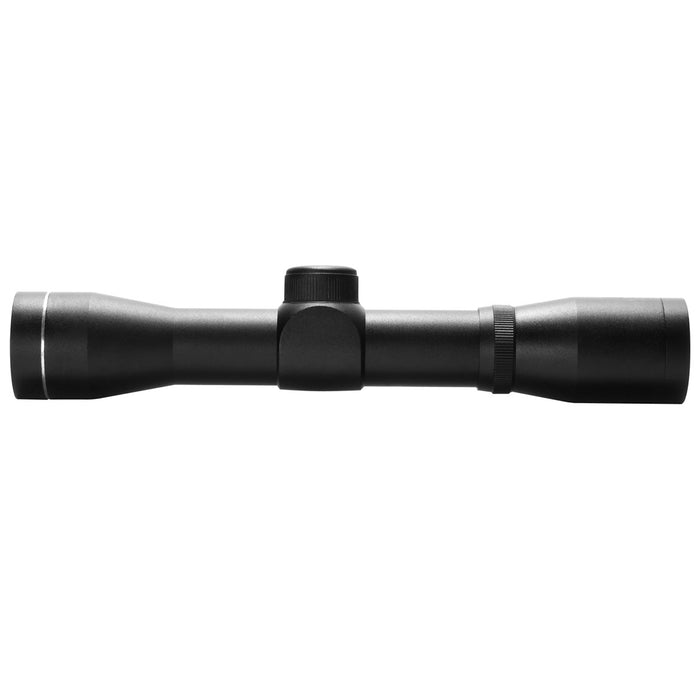 NcStar SPB2530B 2.5x30 Pistolero Series Blue Lens Plex Reticle Scope
