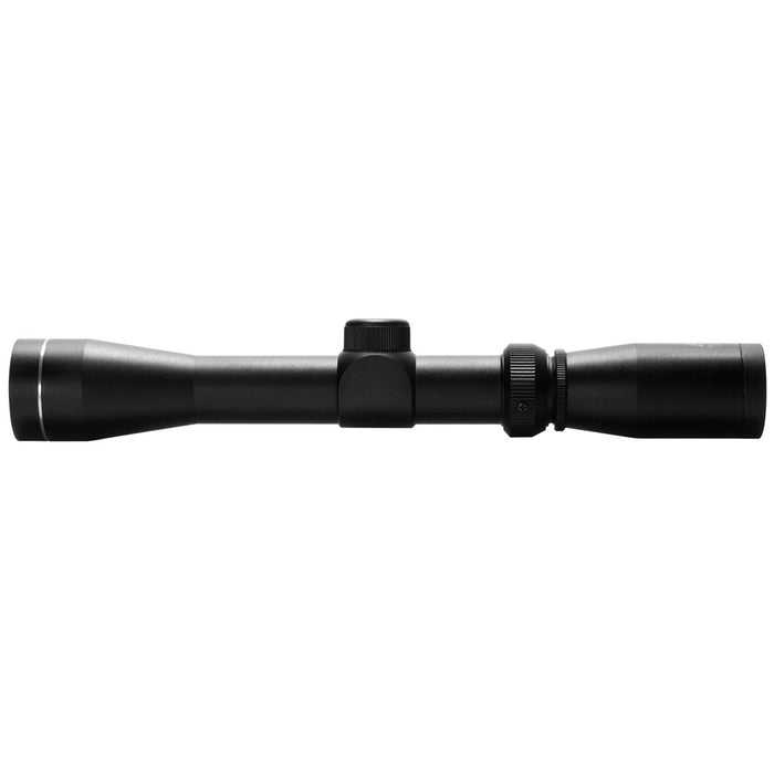 NcStar SPB2732B 2-7x32 Pistolero Series Blue Lens Plex Reticle Scope