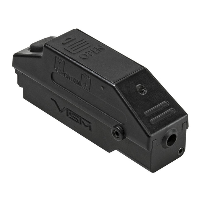 NcStar VALGKMQR 2-1/2-Inch Quick-Release Keymod Attaching Compact Green Laser