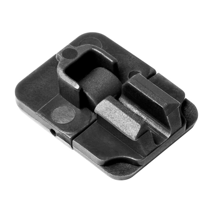 NcStar VAML1CB .8-Inch Heat Resistant M-LOK Single Slot Covers - 18pk, Black