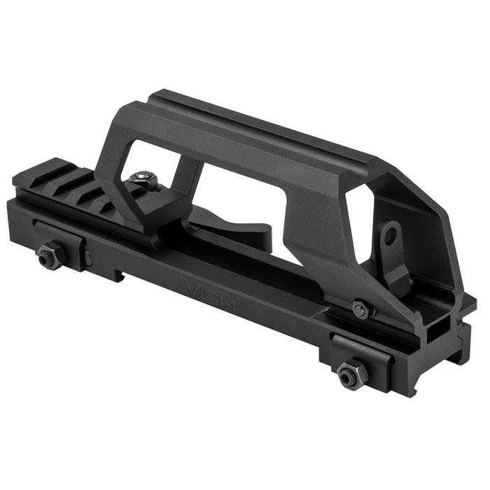 NcStar VMDCHMFRQ 6-1/2-Inch Quick Release Gen II Micro Dot Carry Handle