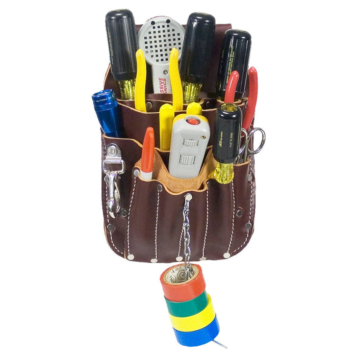 Occidental Leather 5049 Electricians & Telecom Tester Tool Pouch