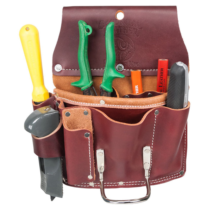 Occidental Leather 5070 Leather Pro Lather Drywall Workers Tool Pouch