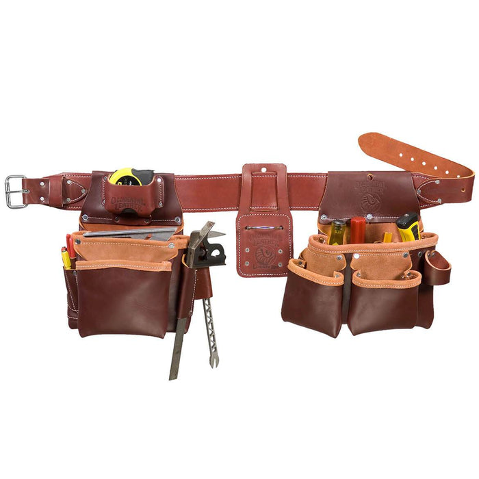Occidental Leather 5087M Framers Framing Tool Bag Set - Size Medium